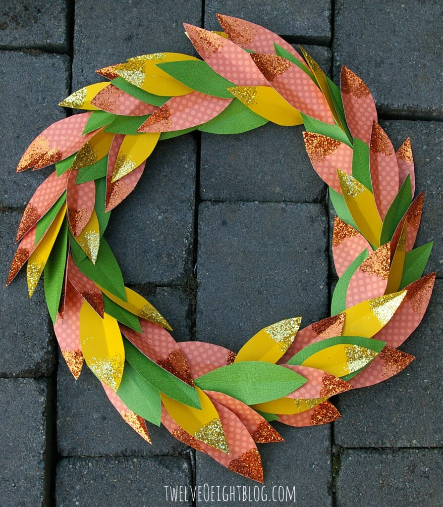 how to make a fall wreath, diy fall wreath, wreath ideas, diy wreath, fall decor, decorate for fall, fall craft,