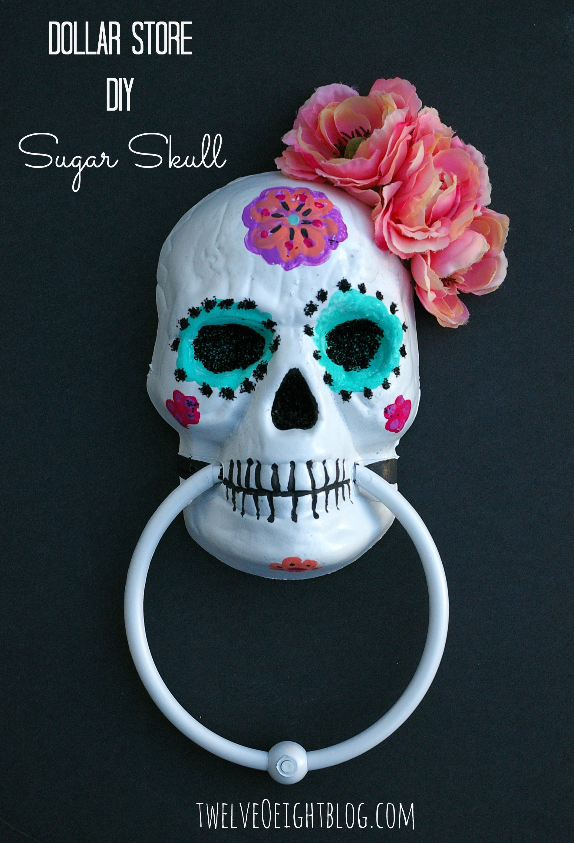 3f2db113ae how to paint a sugar skull