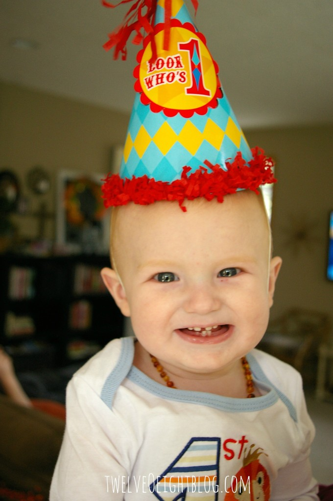 kaleb 1st birthday pic 1