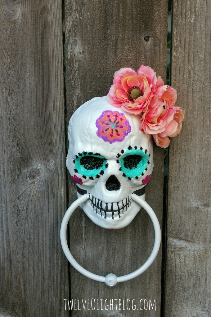 sugar skull how to