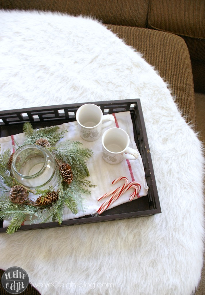 Christmas Home Tour twelveOeightblog.com #Christmas #HomeTour #DIY #twelveOeightblog #ChristmasDecor