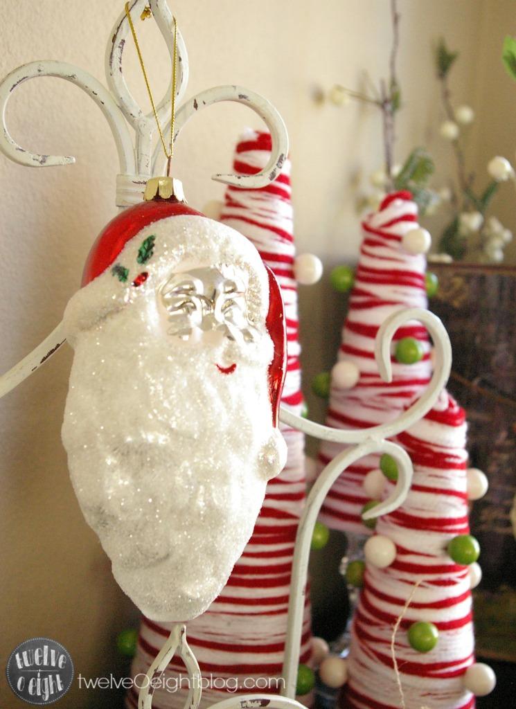 twelveOeightblog Christmas Home Tour 2014 #Christmas #DIY #twelveOeightblog
