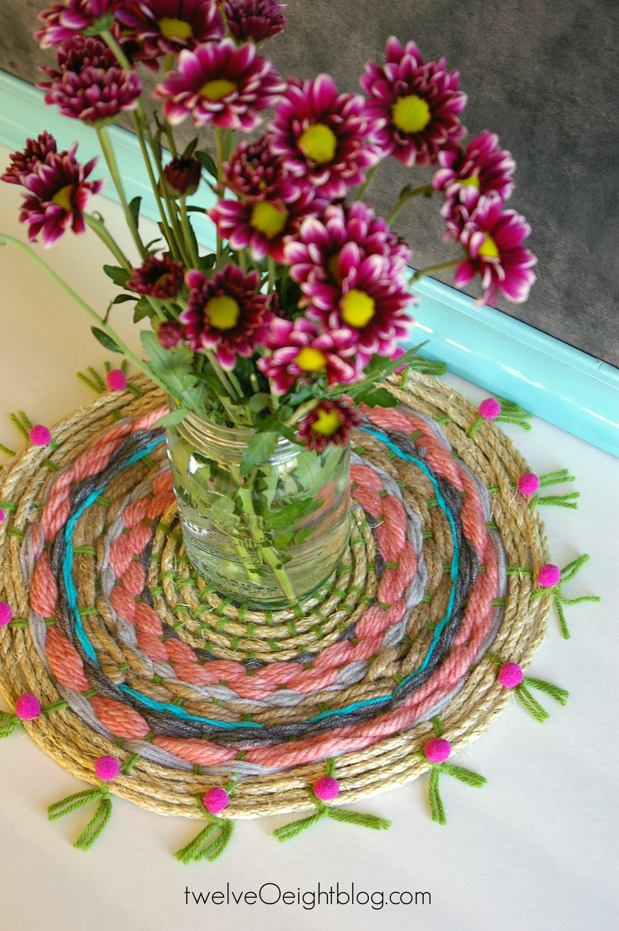 Diy Bohemian Style Woven Tapestry
