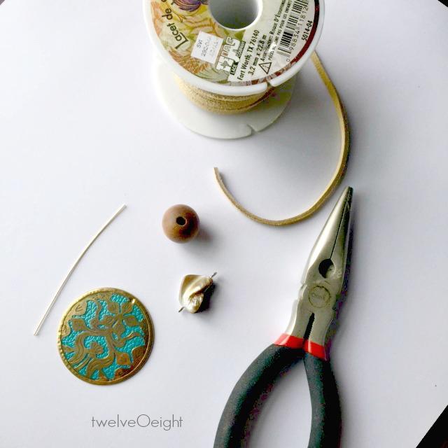 easy diy jewelry, boho jewelry, diy craft ideas