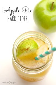 apple pie hard cider, how to make hard cider