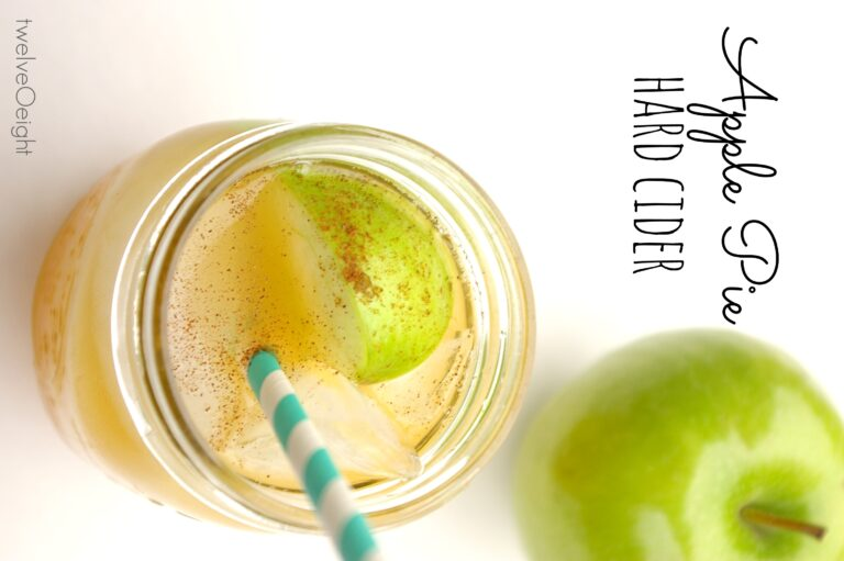 apple pie hard cider, how to make hard cider