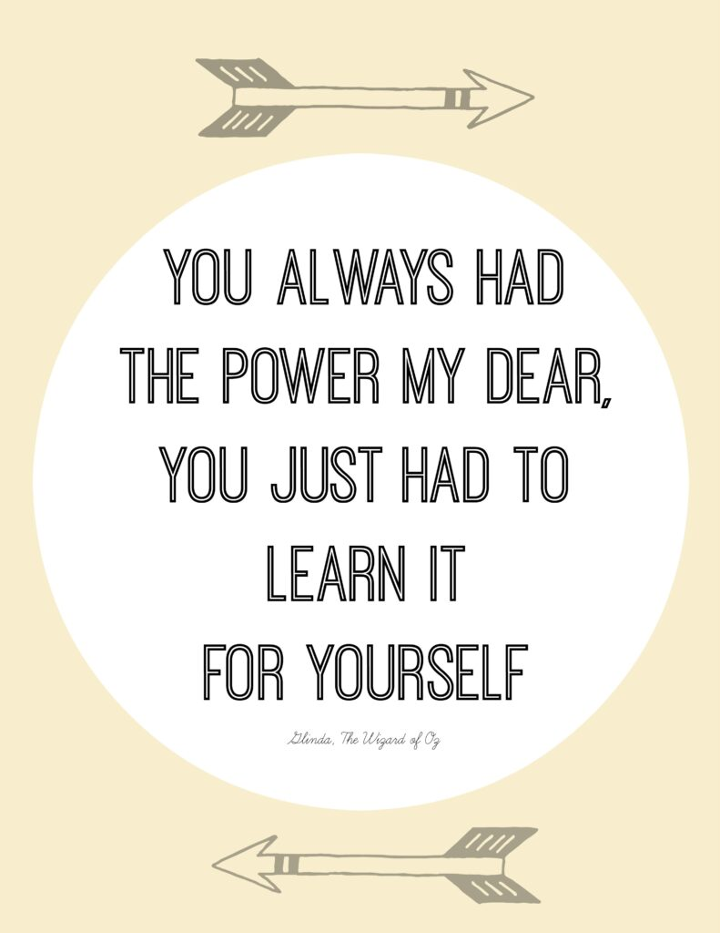 you-always-had-the-power-free-printable
