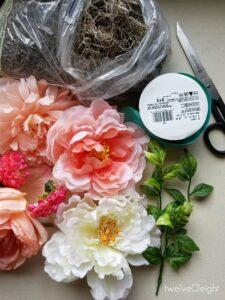 Spring craft ideas #diy #spring #twelveOeight