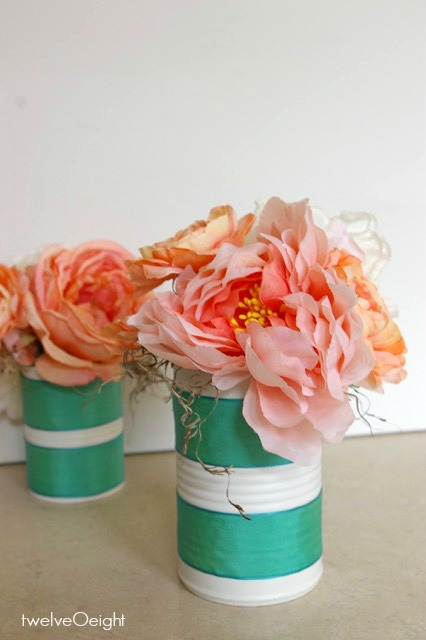 spring flower craft #spring #diy #craft #springdecor #twelveOeight #diywedding #budgetwedding