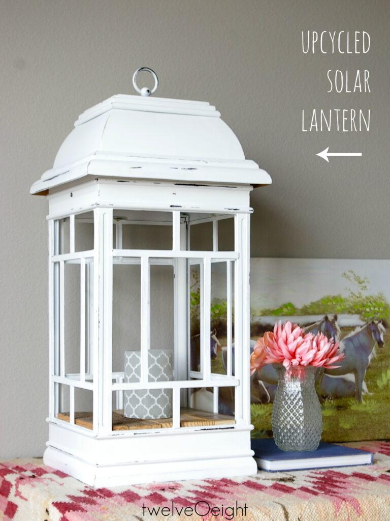 Farmhouse lantern main #farmhouse #twelveOeight #diy