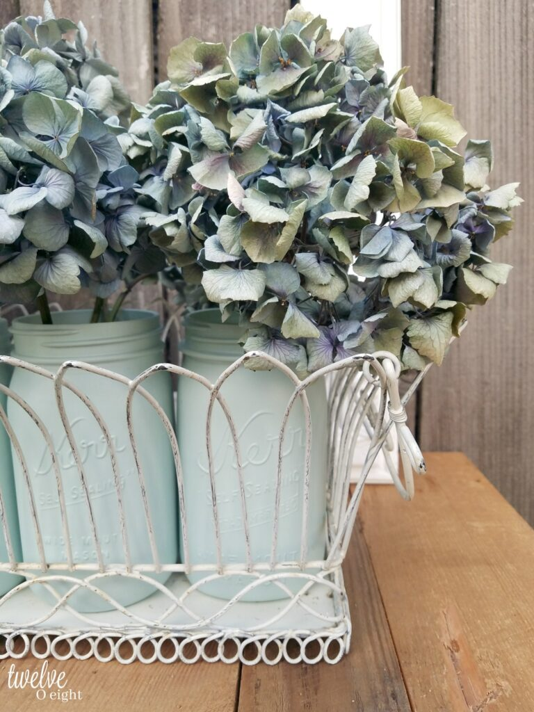 How To Dry Hydrangeas Slowing Your Roll Twelveoeight