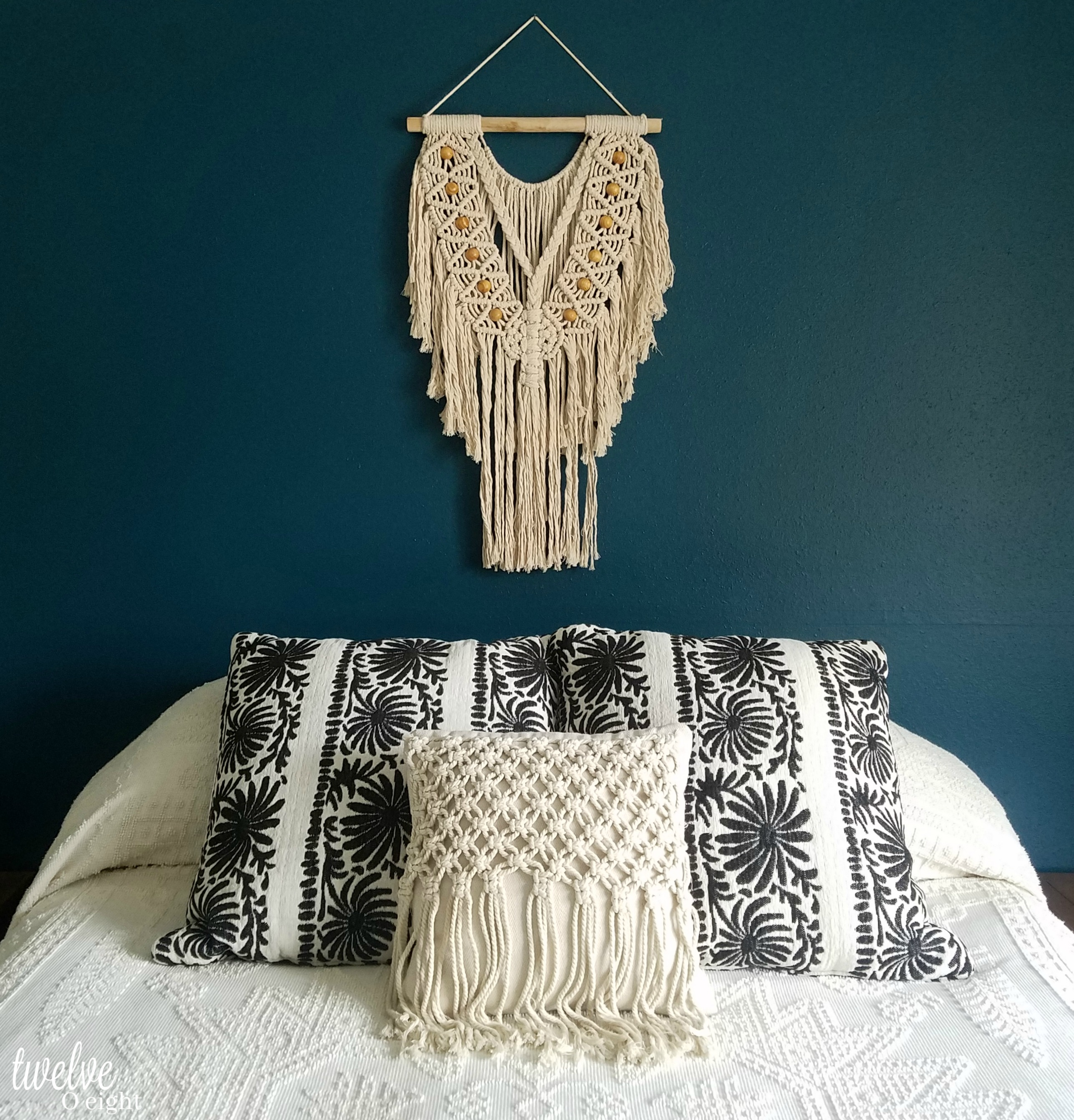 Modern bohemian bedroom 1   twelveOeight