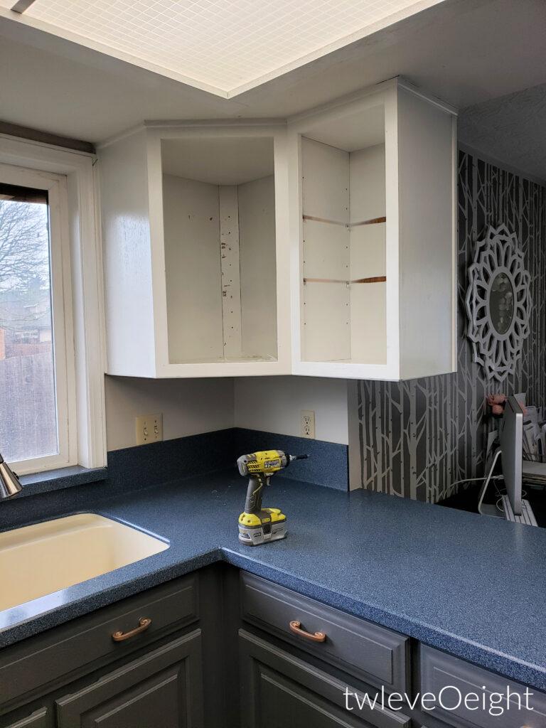 DIY Cement Counter Tops | twelveOeight